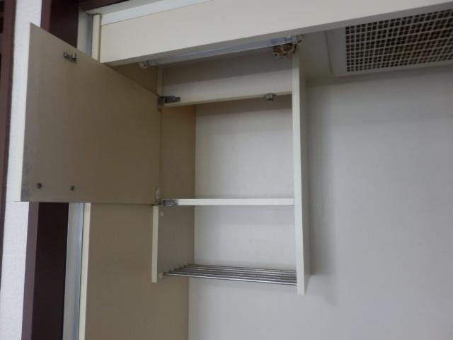 ソシアーレミラン武蔵浦和Ⅱ 311号室の収納