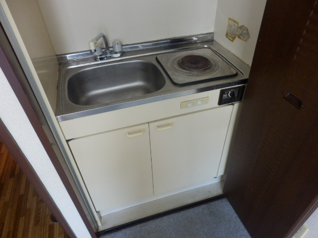 ソシアーレミラン武蔵浦和Ⅱ 311号室のキッチン