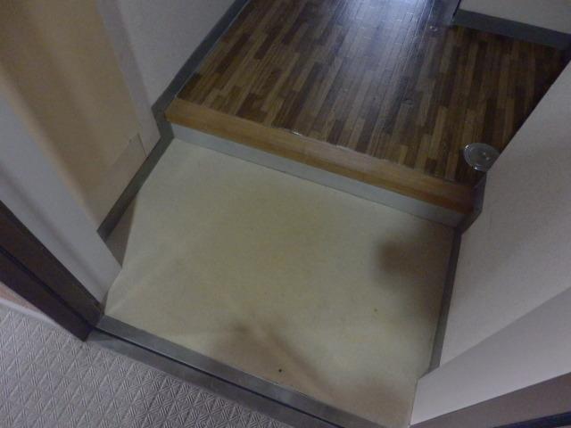ソシアーレミラン武蔵浦和Ⅱ 311号室の玄関
