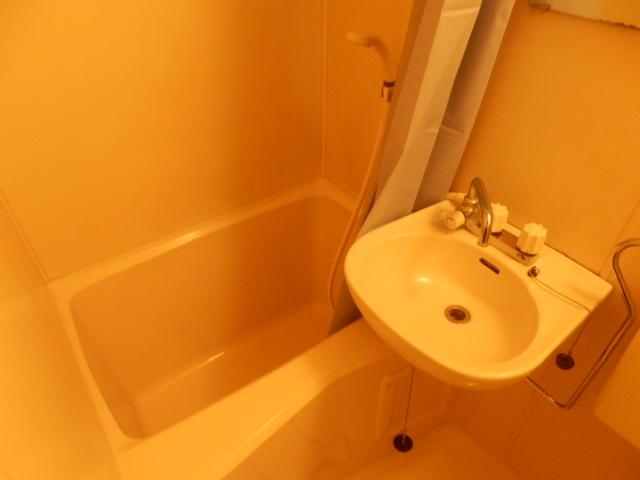 ソシアーレミラン武蔵浦和Ⅱ 311号室の風呂