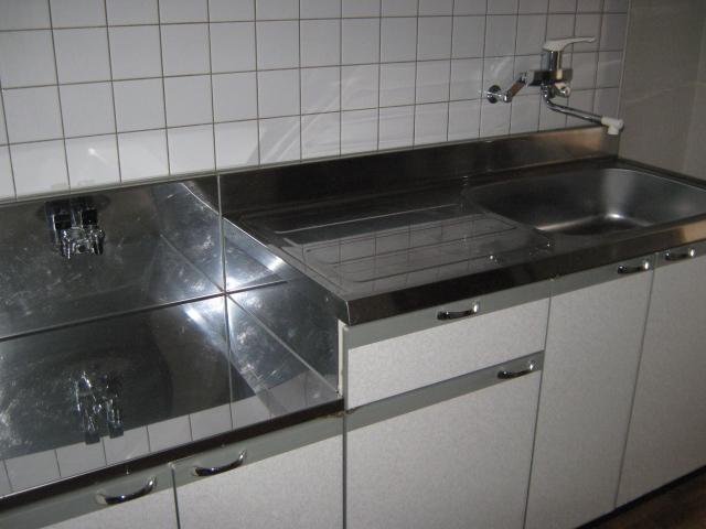 ベルデパルク 206号室のキッチン