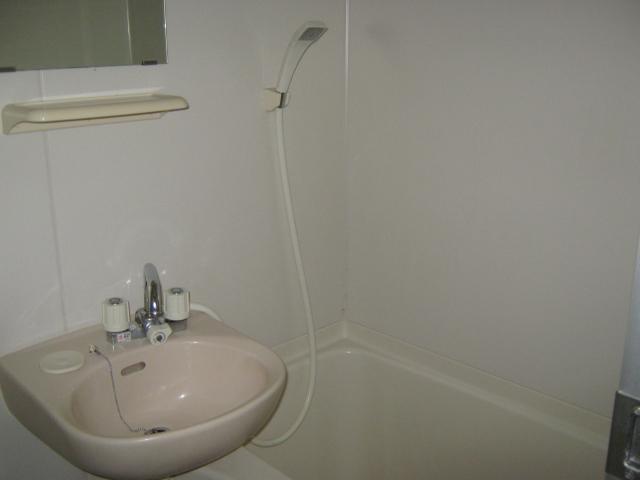 ベルデパルク 206号室の風呂