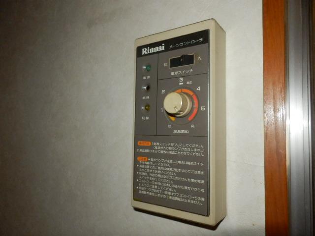 コーポラスユタカ 102号室の設備