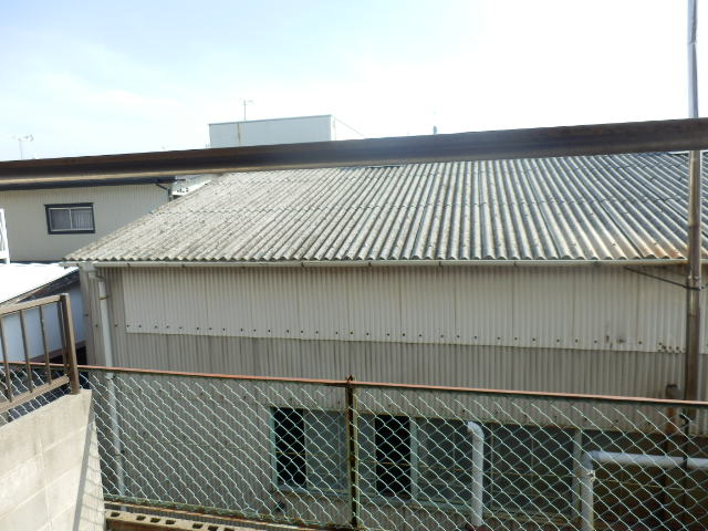 コーポラスユタカ 102号室の景色