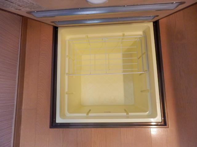 スタットアンクム B 103号室の収納