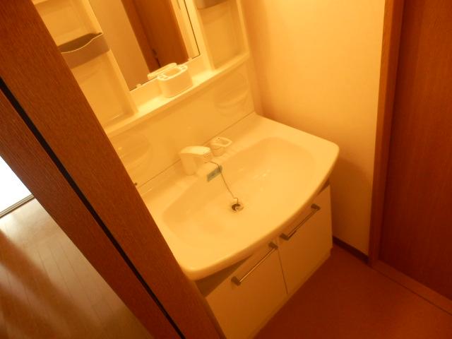 スタットアンクム B 103号室の洗面所