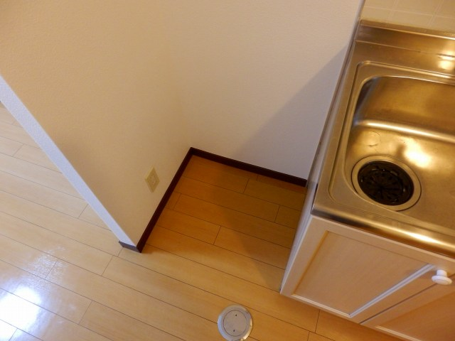 リバティ小松 103号室のキッチン