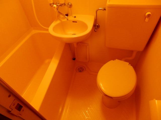 リバティ小松 103号室の風呂
