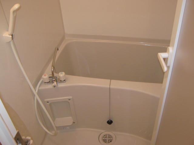 プリエール 202号室の風呂