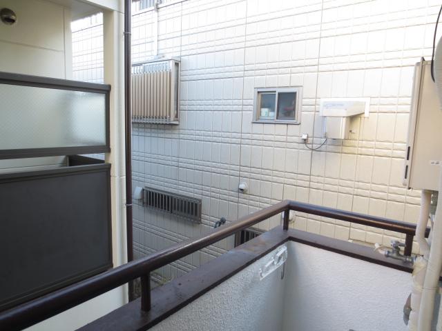 シャトレ尾山台 203号室の景色