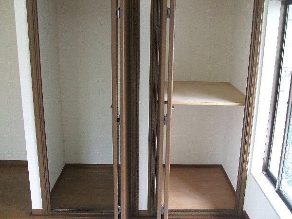 ハイム加陽 201号室の収納