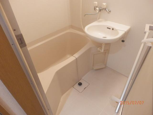 チェリーメゾン自由が丘 101号室の風呂