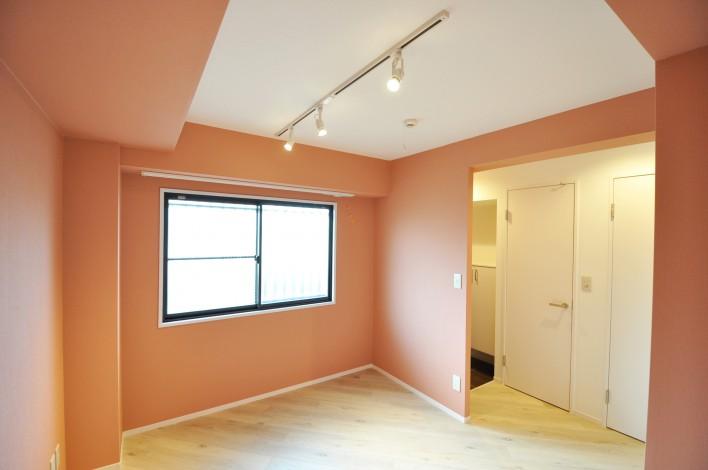 ハピネス飯田5号館 202号室のベッドルーム