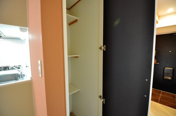 ハピネス飯田5号館 202号室の収納