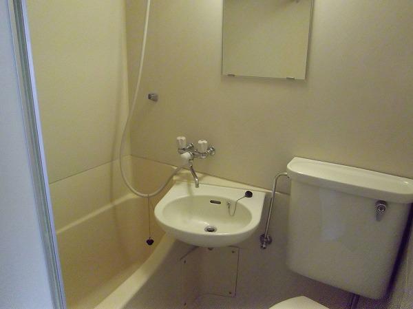 太子堂ハイム 602号室の洗面所