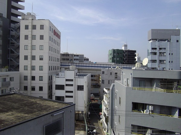 太子堂ハイム 602号室の景色