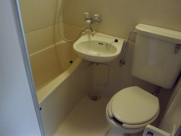 太子堂ハイム 602号室の風呂