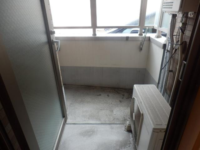コヴェントリー 103号室のバルコニー