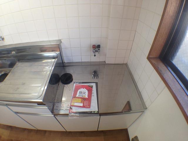 メゾン・ドゥ アリス 202号室のキッチン