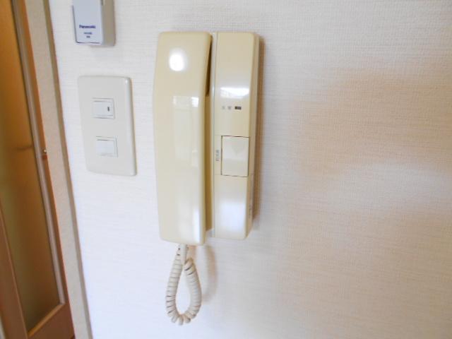 セオークス東山 307号室のセキュリティ
