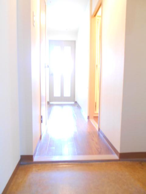 セオークス東山 307号室の玄関