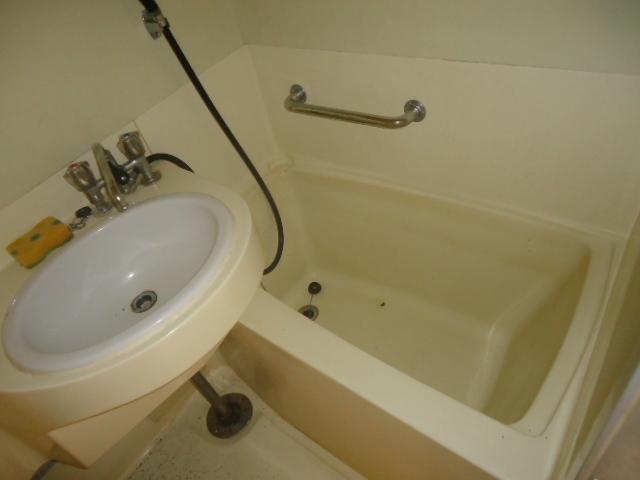 ハイツサンシャイン 206号室の風呂