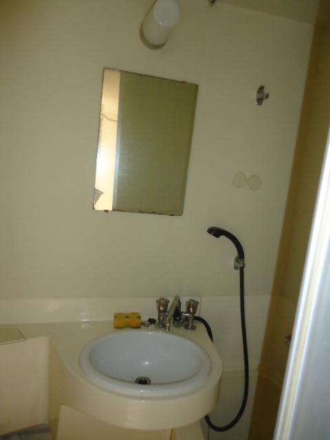 ハイツサンシャイン 206号室の洗面所