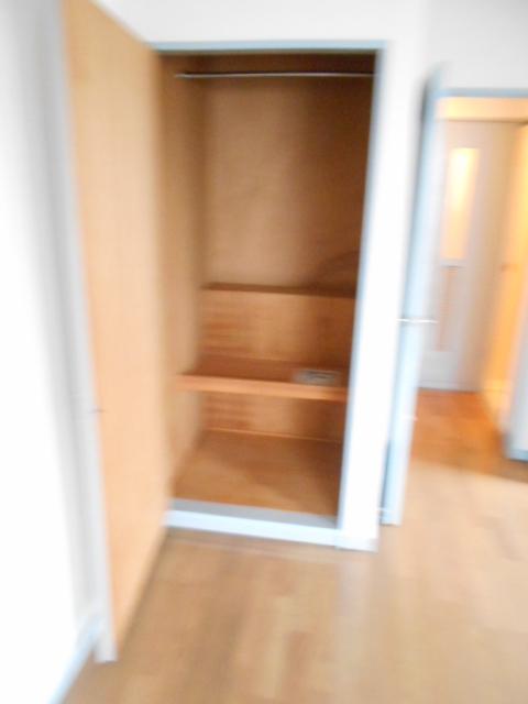 Mクワトロ 105号室の収納