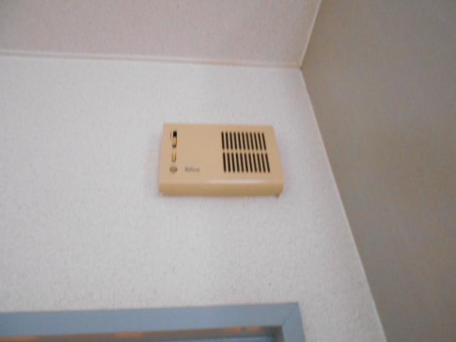 Mクワトロ 105号室のセキュリティ