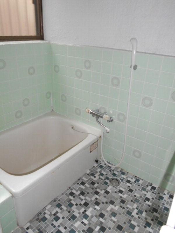 坂本貸家の風呂