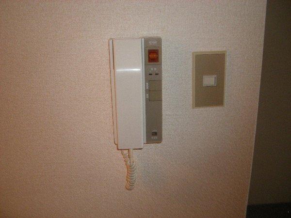 カーサ上社 105号室のセキュリティ