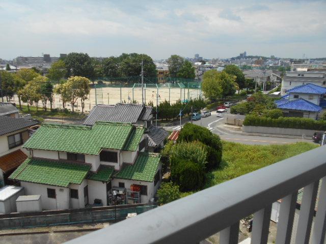 第2柴田ビル 507号室の景色