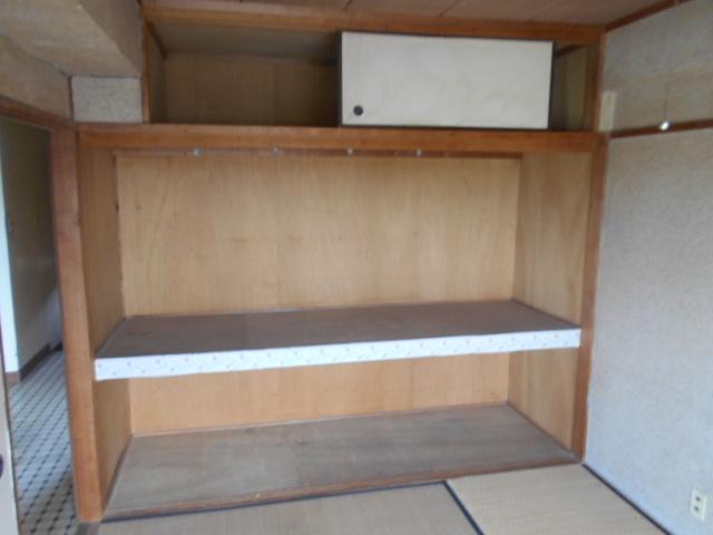 第2柴田ビル 507号室の収納