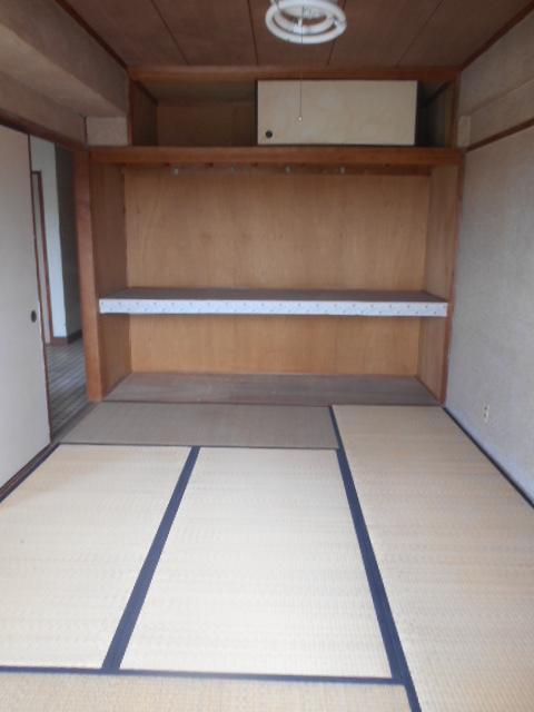 第2柴田ビル 507号室のベッドルーム