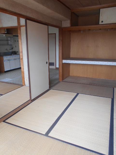 第2柴田ビル 507号室の居室