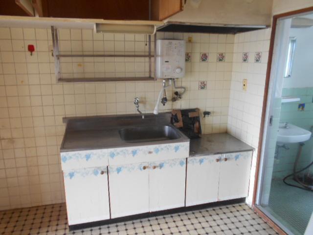 第2柴田ビル 507号室のキッチン