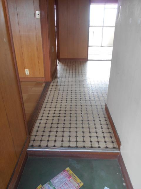第2柴田ビル 507号室の玄関
