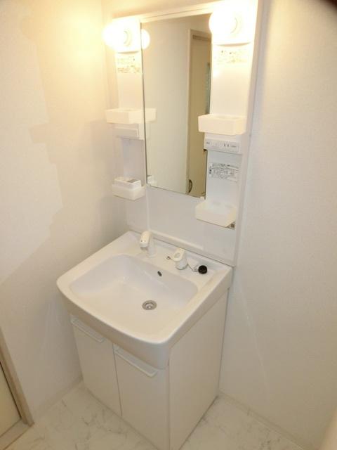 アークヒルズ虹ヶ丘 306号室の洗面所