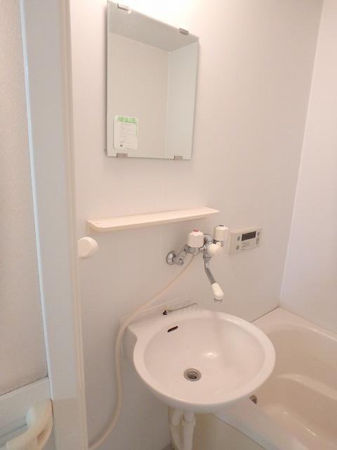 WJ・W-18 202号室の洗面所