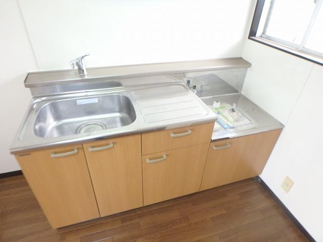 WJ・W-18 202号室のキッチン