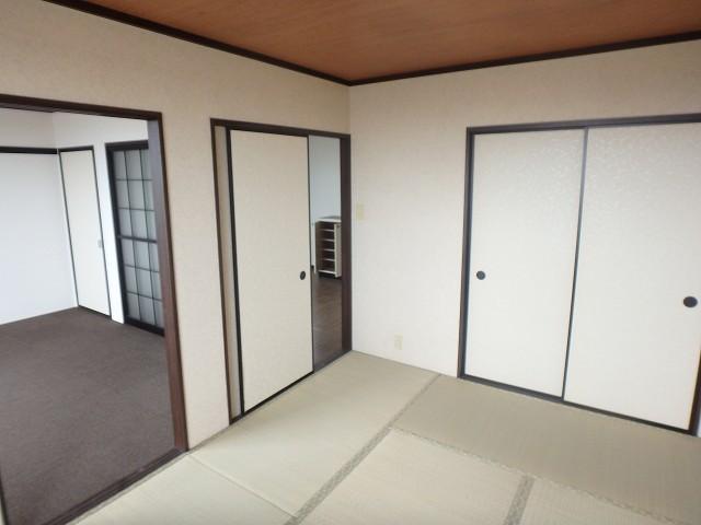 WJ・W-18 202号室の居室