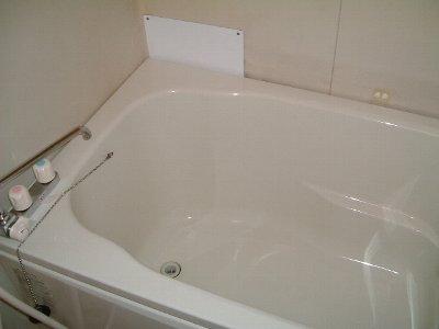 ニューハイツ市川 201号室の風呂
