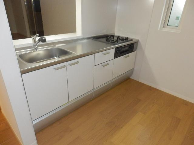 ガーデンコート真間Ⅱ-Fのキッチン