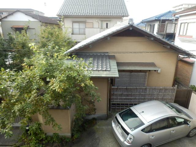 成光荘 203号室の景色