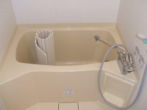 エルシオン 105号室の風呂