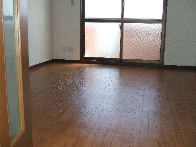 NAVONA 302号室のリビング