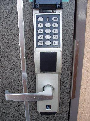 NAVONA 302号室のセキュリティ