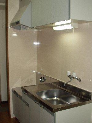 NAVONA 302号室のキッチン