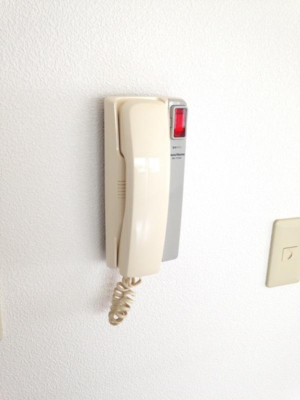 ウィンディア飯田 102号室のセキュリティ