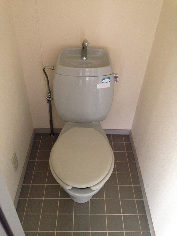 ウィンディア飯田 102号室のトイレ